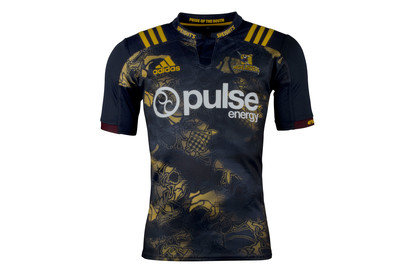 Highlanders 2017 Territory SS Super Rugby Shirt