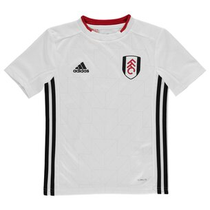 adidas Fulham Home Shirt 2019 2020 Junior