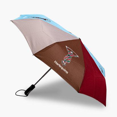 Harlequins Telescopic Umbrella