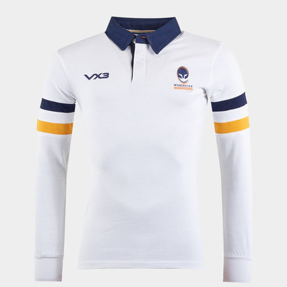 Worcester Warriors Cotton L/S Shirt