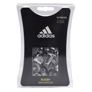 adidas Aluminium 15mm & 18mm Rugby Studs