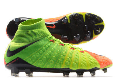 Nike Hypervenom Phantom III Dynamic Fit FG Football Boots