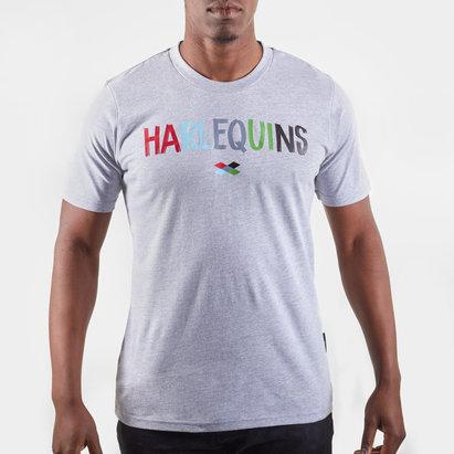 Harlequins Mens T-Shirt