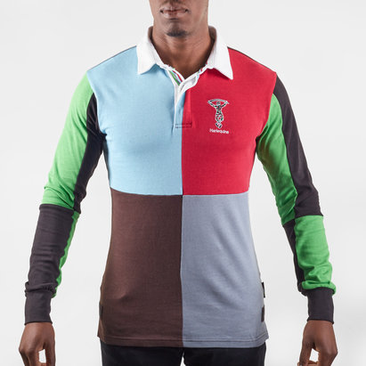 Harlequins Mens Retro L/S Shirt