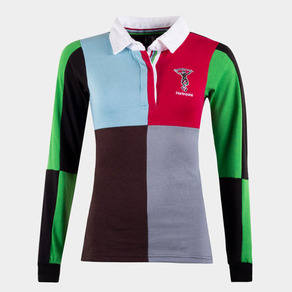 Harlequins Ladies Retro Shirt