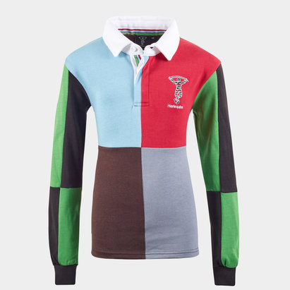 Harlequins Kids Retro Shirt
