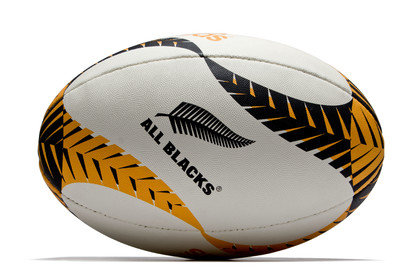 New Zealand All Blacks 2016 Graphic Rugby Training Ball