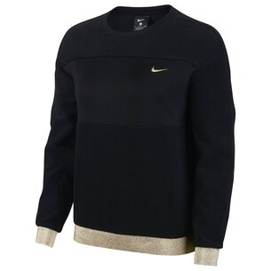Nike Glam Dunk Crew Sweatshirt Ladies
