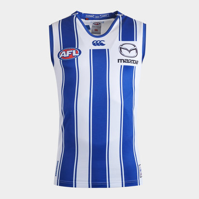 Canterbury North Melbourne AFL 2020 Away Guernsey