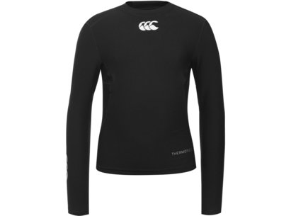 Canterbury Thermal Long Sleeve Base Layer Top Junior Boys