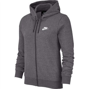 Nike Sportswear Womens Fleece Full Zip Hoodie