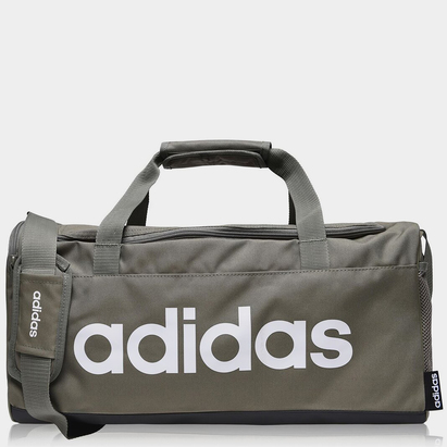 adidas Linear Logo Small Duffel Bag