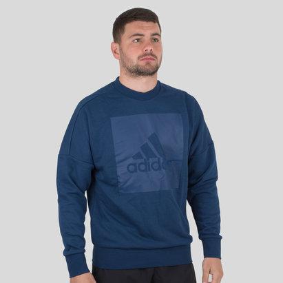 adidas Sport ID Branded Crew Sweatshirt