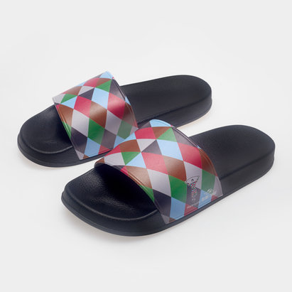 Slide Tribe Harlequins Sliders