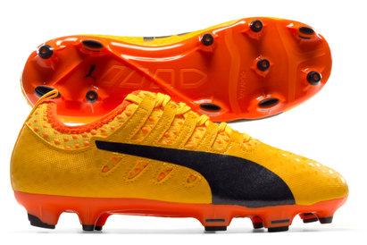 Image of evoPOWER Vigor 1 FG Kids Football Boots