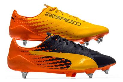 Puma evoSPEED 17 SL-S MX SG Football Boots