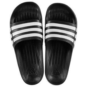 adidas Duramo Junior Boys Sliders