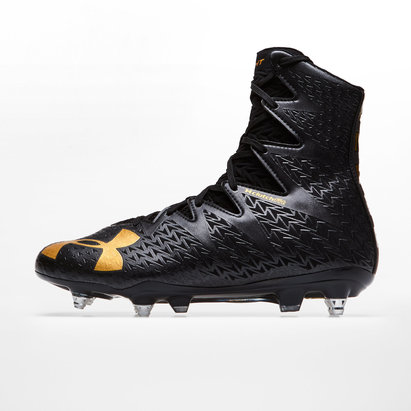 Under Armour Highlight Hybrid SG Rugby Boots