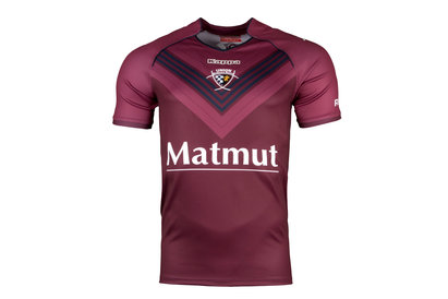 Kappa Union Bordeaux Begles 2017/18 3rd S/S Replica Rugby Shirt