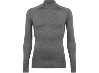 Under Armour Baselayer L/S Mock Neck Top Mens