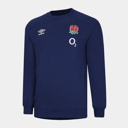Umbro England Rugby Sweatshirt Mens