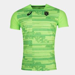 Asics Stade Francais 2017/18 3rd Replica S/S Rugby Shirt