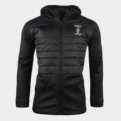 Harlequins Full Zip Hybrid Jacket