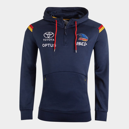 ISC Adelaide Crows 2020 AFL Hooded Sweat