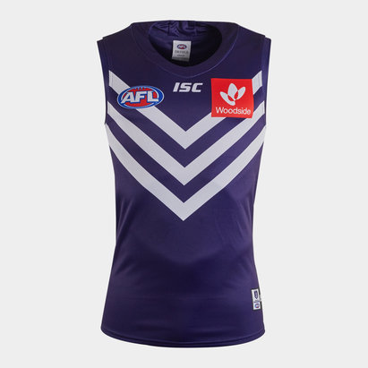 ISC Fremantle Dockers 2020 AFL Home Replica Guernsey
