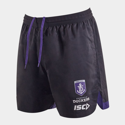 ISC Fremantle Dockers 2020 AFL Players Training Shorts