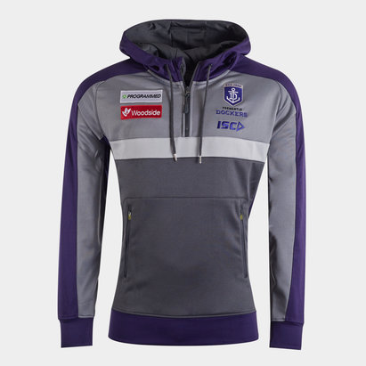 ISC Fremantle Dockers 2020 AFL Hooded Sweat