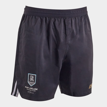 ISC Port Adelaide Power 2020 AFL Players Training Shorts