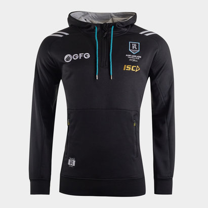 ISC Port Adelaide Power 2020 AFL Hooded Sweat