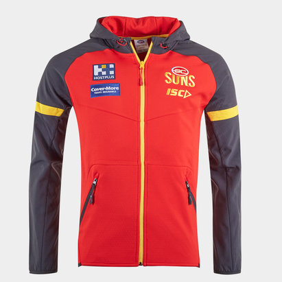 ISC Gold Coast Suns 2020 AFL Hooded Sweat
