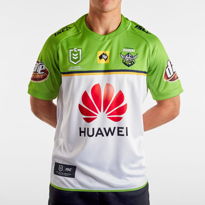 ISC Canberra Raiders NRL 2020 Alternate S/S Rugby Shirt