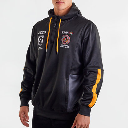 ISC Indigenous All Stars 2020 NRL Hooded Rugby Sweat