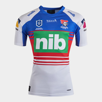 O'Neills Newcastle Knights 2020 NRL Alternate S/S Rugby Shirt