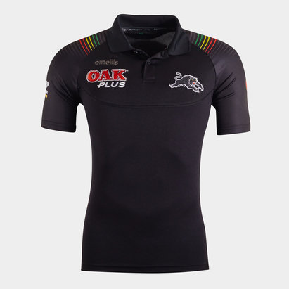 O'Neills Penrith Panthers 2020 NRL Players Rugby Polo Shirt