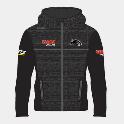 O'Neills Penrith Panthers 2020 NRL Hooded Rugby Sweat
