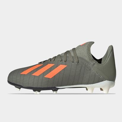 adidas X 19.3 FG Kids Football Boots