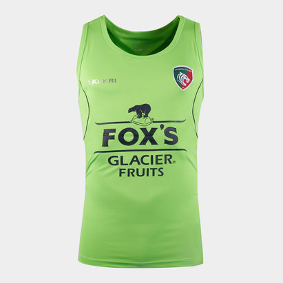 Kukri Leicester Tigers 2019/20 Players Training Singlet