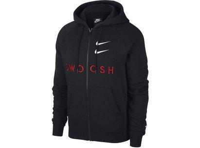 Nike Sportswear Swoosh Full Zip Hoodie Mens