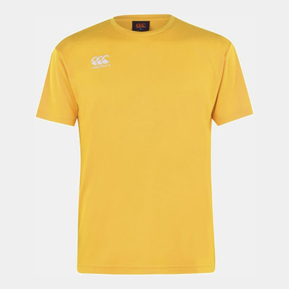 Canterbury Short Sleeve Training T Shirt Mens