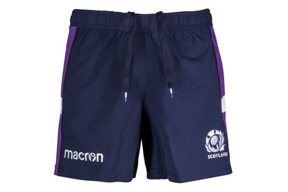 Macron Scotland 2017/18 Alternate Players Rugby Shorts