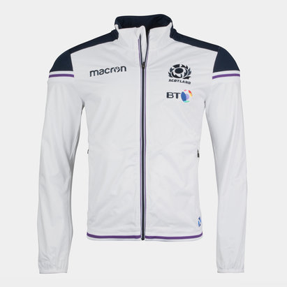 Macron Scotland 2017/18 Players Anthem Jacket