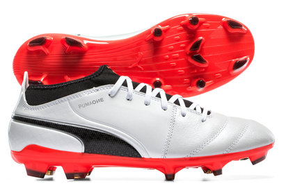 Puma One 17.3 FG Kids Football Boots