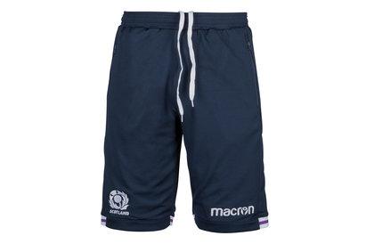 Macron Scotland 2017/18 Bermuda Rugby Training Shorts