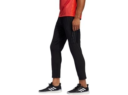 adidas Aero Ready 3 Stripe Jogging Pants Mens