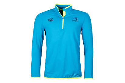 Canterbury Leinster 2017/18 First Layer 1/4 Zip Training Rugby Top