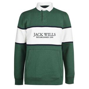 Jack Wills Clarkton Rugby Shirt